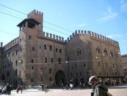 Bologna - Palazzo dei Notai