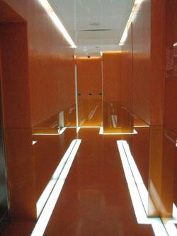 Orange Floor - Hotel Art by the Spanish Steps