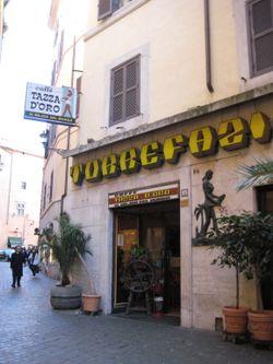 Rome - Tazza Doro