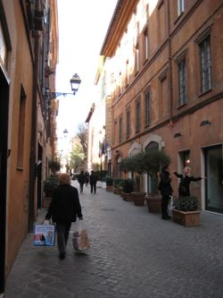 Rome - Side St 2