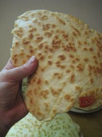Marie Fromage Piadina 1