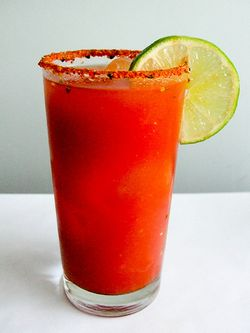 Gastro Chic Asian Bloody Mary