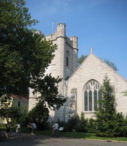 Gov Isl Art - Cornelius Chapel