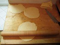 Marie Fromage Piadina Dough 3