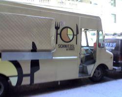 Marie Fromage - Schnitzel Truck