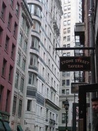 NYC - Stone St Tavern