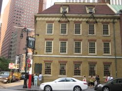 NYC - Fraunces Tavern 1