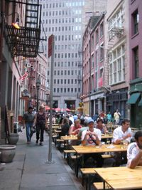 NYC - Stone St