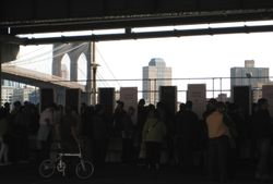 New Amsterdam Market - view