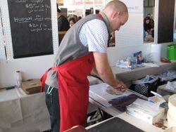 New Amsterdam Market - Twin Maple Farm Doug Ginn