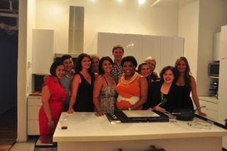Sears Chef Challenge NYC Meet-up Group