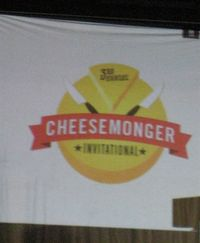 Banner at CMI June 2012 (photo: mariefromage.com)